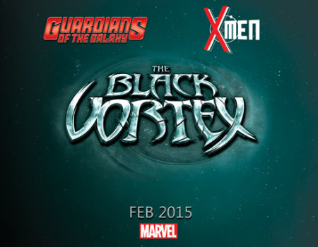 Marvel releases trailer for The Black Vortex
