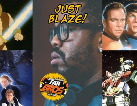FanBros Flashback Friday! w/Just Blaze!