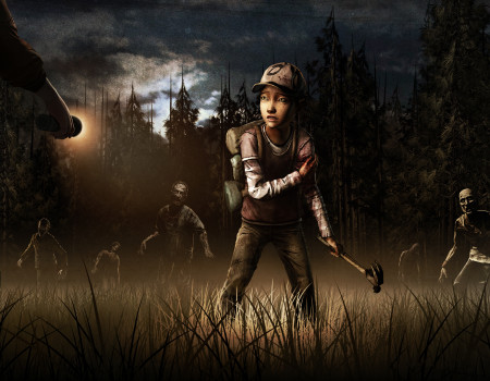 Telltale Games The Walking Dead Season 2 – People Are The Worst