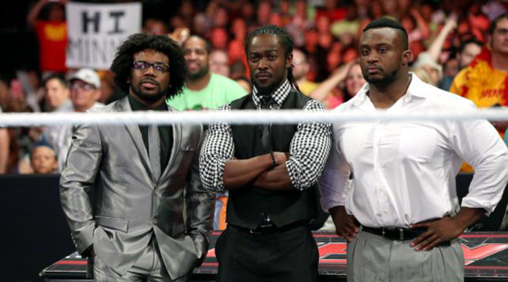It's Pointless to get Excited for Black Wrestlers in The WWE