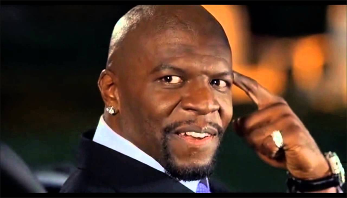 Nuggets of Wisdom: Your Internet Sucks and Terry Crews Rocks
