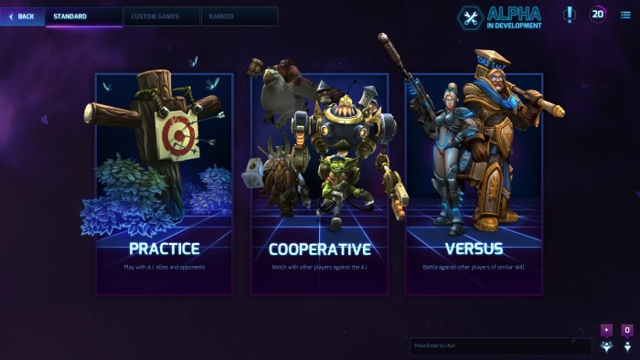 heroes of storm  - game modes