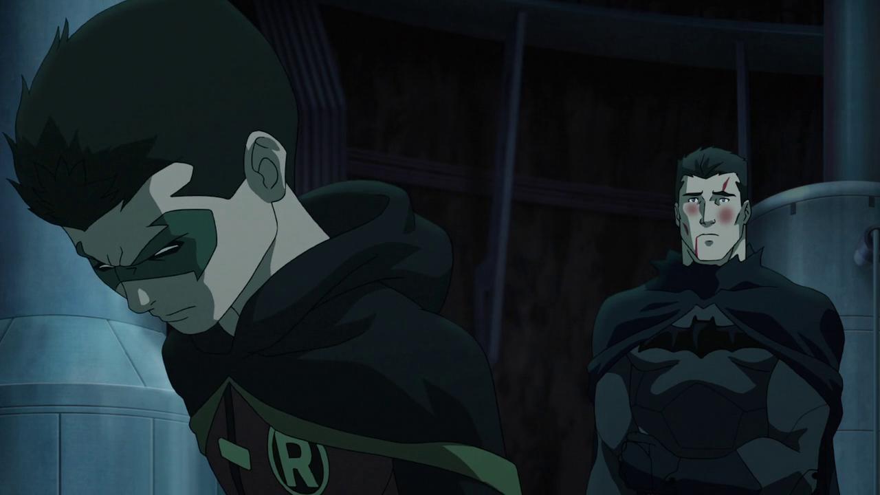 Batman Vs. Robin Stream