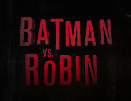 Batman vs. Robin: OMG This Movie is Decent REVIEW