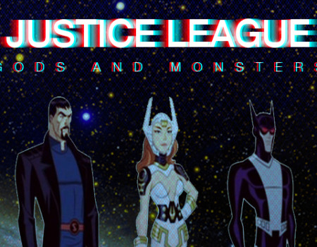 Bruce Timm returns to DC Animation with Justice League: Gods and Monsters!
