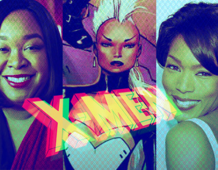 Shonda Rhimes & The X-Men