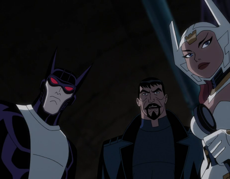 Justice League: Gods and Monsters Is Dope REVIEW