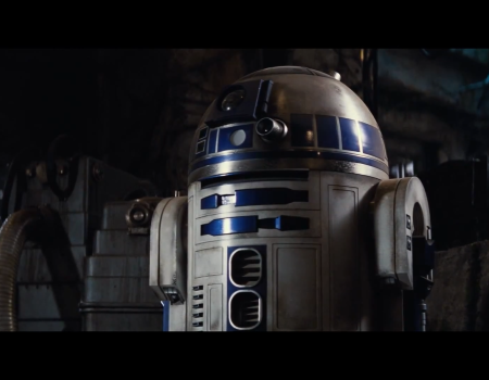 The Star Wars: The Force Awakens Comic-Con Reel is Everything