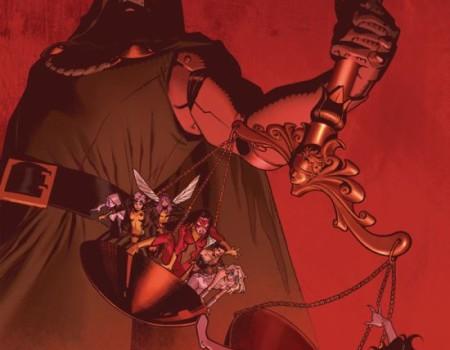 """REVIEW/RECAP: A-Force #2 -""""A Portal…"""""""