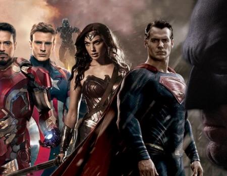Marvel Cinema v. DC Cinema
