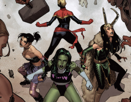 "RECAP/REVIEW: A-Force #3 – ""Do Your Duty"""