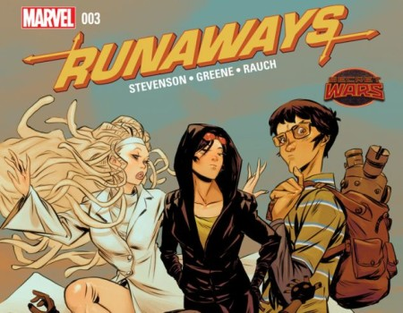 "RECAP/REVIEW: Runaways #3 – ""I Can't Lose Anyone Else…"""