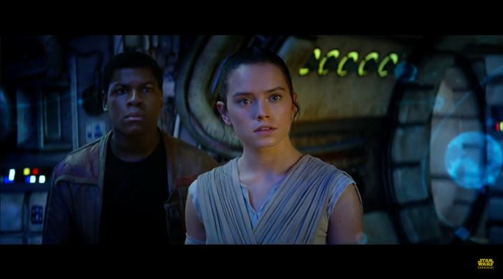 Star Wars: Force Awakens Trailer AKA Take My Money Now