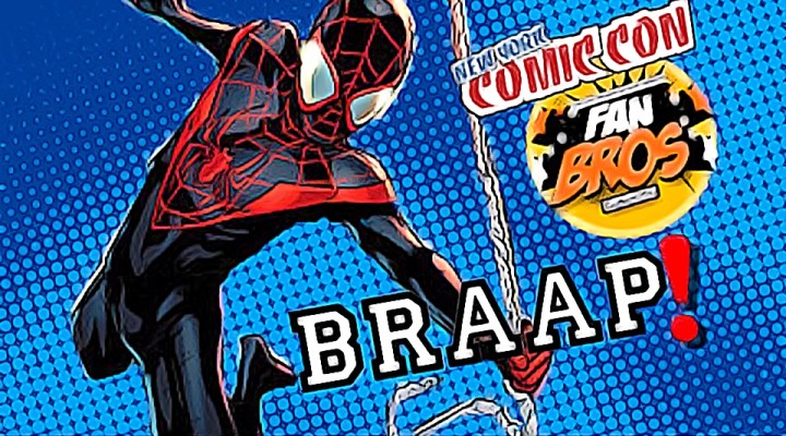 BRAAP Segment – Volume Three (NYCC 2015)