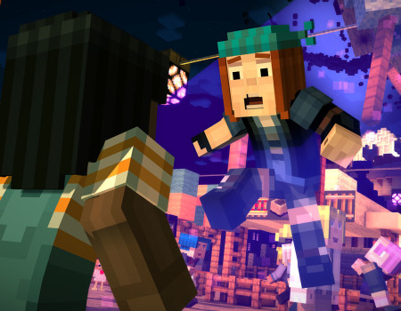 Minecraft:Story Mode – Episode 1 Order of the Stone Review