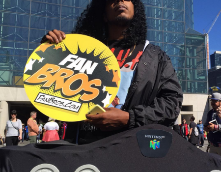 THE COSPLAYAS – NYCC 2015 (Cosplay Recap Video)