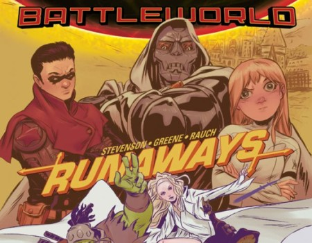 "RECAP/REVIEW: Runaways #4 – ""Run"""
