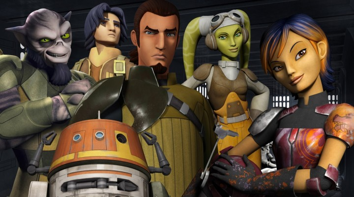 Old Faces Return in Star Wars Rebels Season 2 Trailer