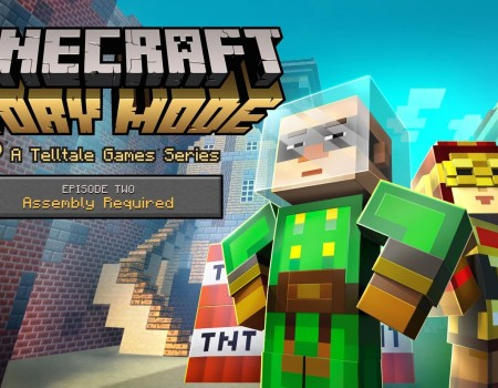 Minecraft:Story Mode – Episode 2 Review