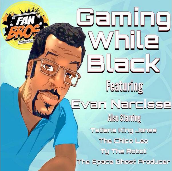 Gaming While Black