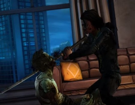 WATCH: First Six Minutes of Michonne: A Telltale Miniseries