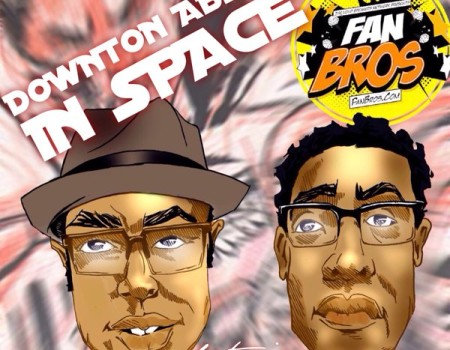 DOWNTON ABBEY IN SPACE! (Ft. Jamal Igle & Kwanza Osajyfeo)