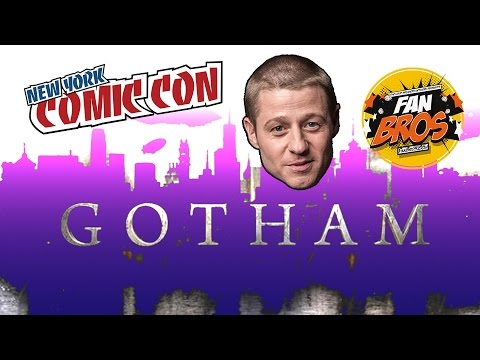 Gotham – Ben McKenzie and James Frain