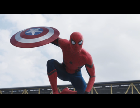 Captain America Civil War Trailer: Spiderman Get Hyped Edition