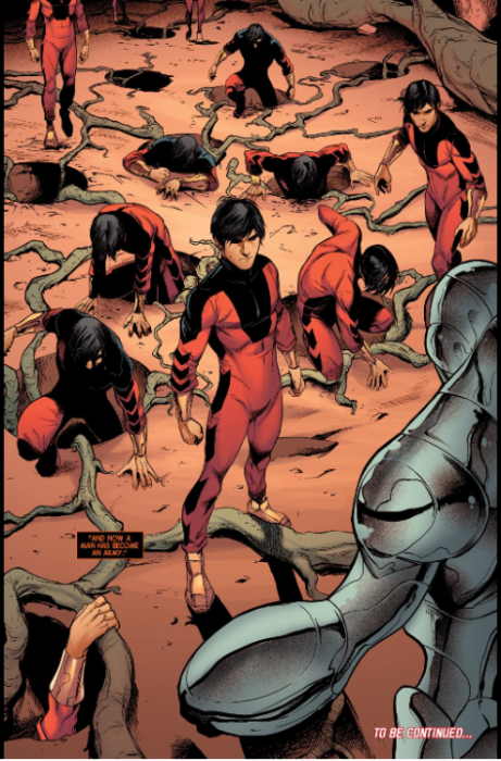 Shang-Chi_duplicating_himself
