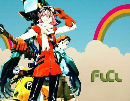 Adult Swim Producing New Seasons of FLCL