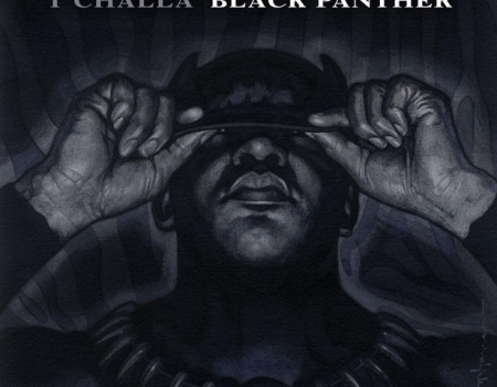 Black Panther Issue One Is The One We've Been Waiting On (Review)