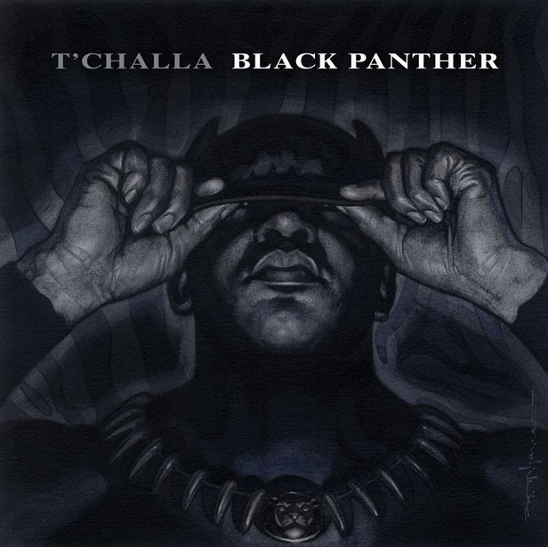 Black Panther Issue One
