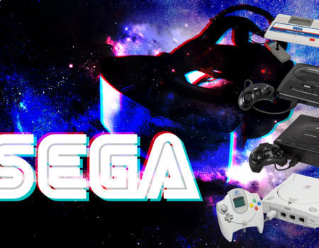 Is SEGA returning to the console market for the VR generation?