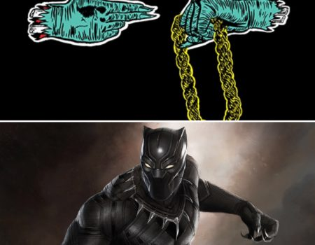 A Nation Under Our Feet: Black Panther x Run The Jewels