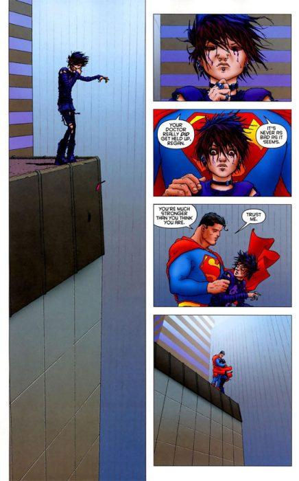 Not My Superman