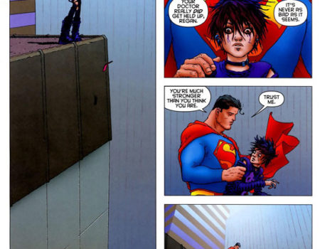 Not My Superman (Editorial)