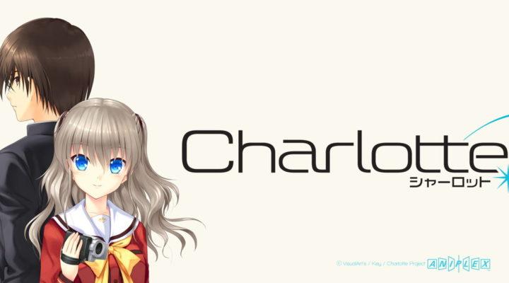 Anime Spotlight: Charlotte