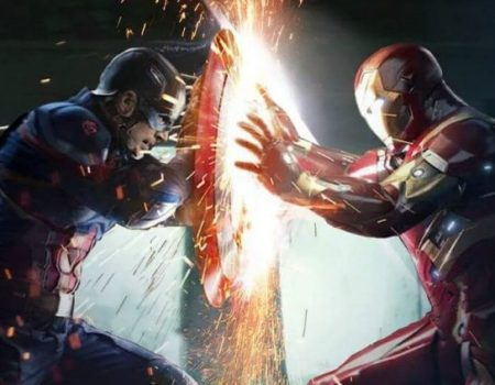 Civil War: Icons vs. Iconoclasm