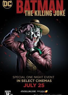 "See ""Batman: The Killing Joke"" for FREE!"