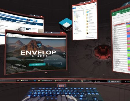 WORLD PREMIERE: Envelop VR [VRLA Preview]