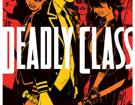 Comics I Copped: Deadly Class