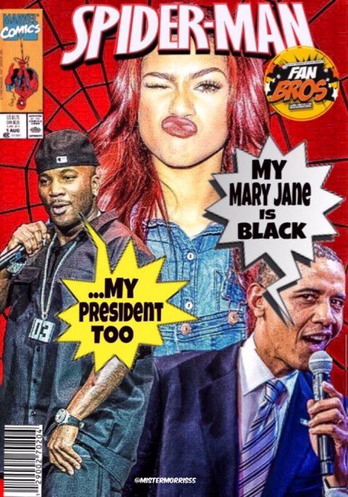 My Mary Jane Is Black