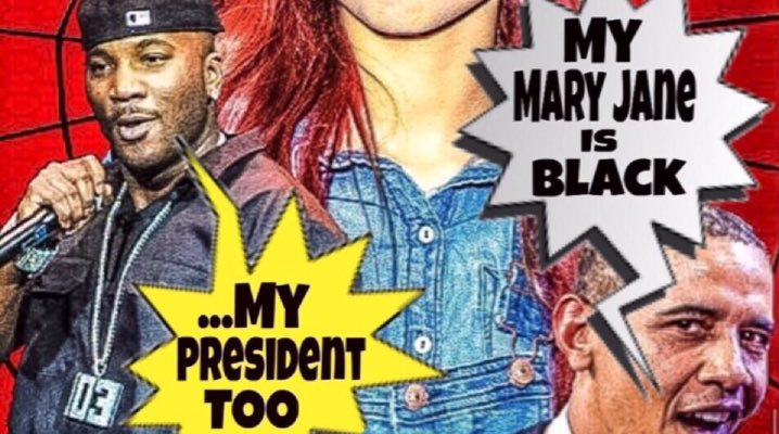 My Mary Jane Is Black (FanBrosShow)