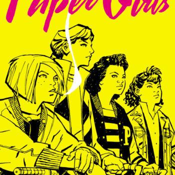 Comics I Copped: Paper Girls