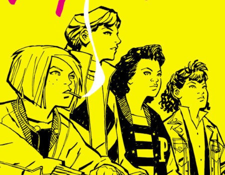 Comics I Copped: Paper Girls
