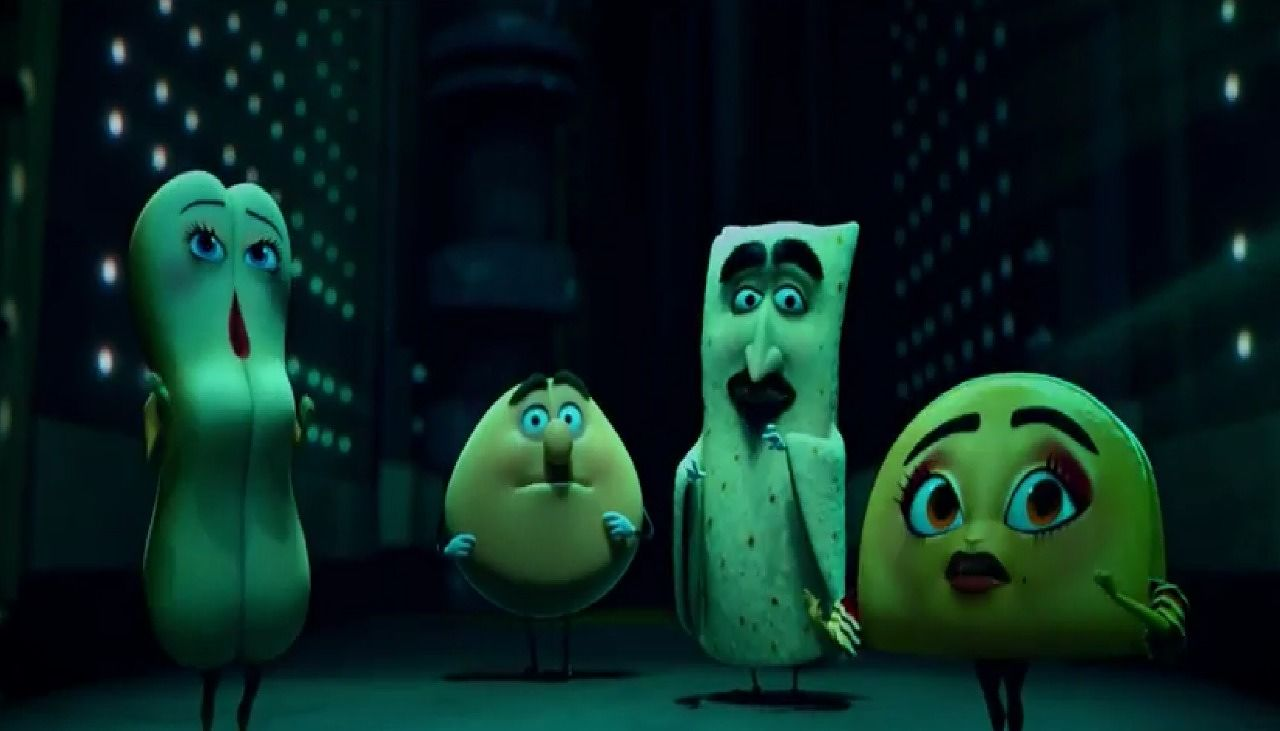 """REVIEW """"Sausage Party:"""" More Than You Bargained For"""