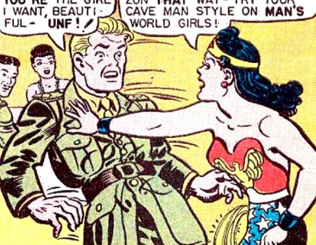 Steve Trevor & Feminist Masculinity