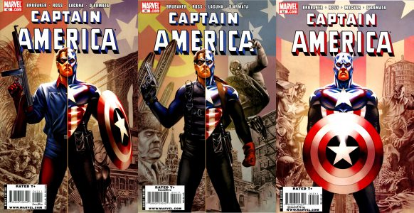 Bucky Captain L