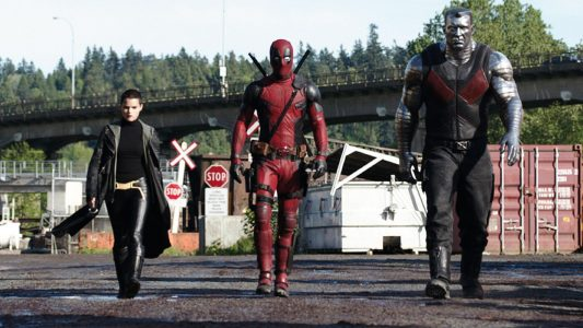 Deadpool Walk L