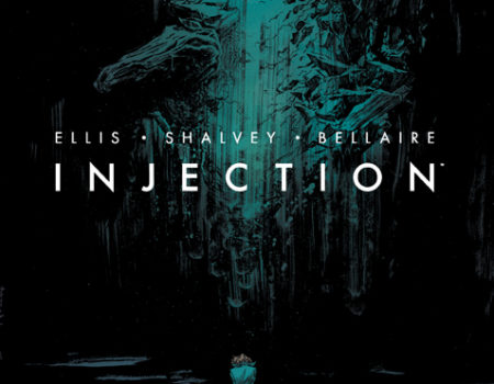 Comics I Copped: Injection, vol. 1